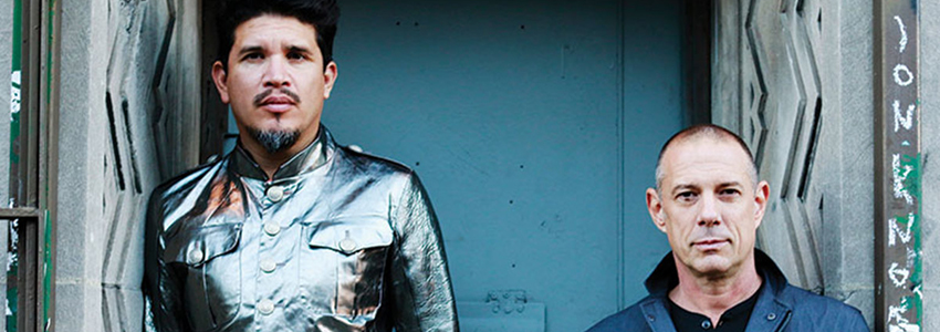 Thievery Corporation : le duo