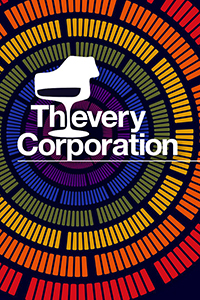 Affiche Tour 2019 Thievery Corporation
